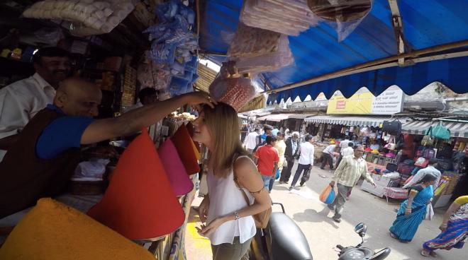 puja market