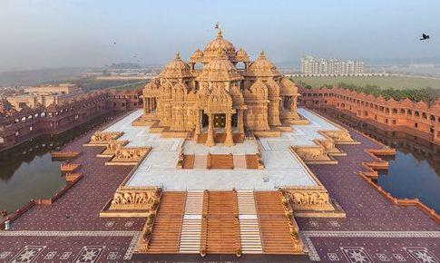 Swaminarayan temple 1